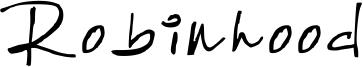 Robinhood Font