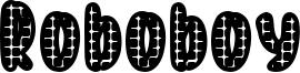 Roboboy Font