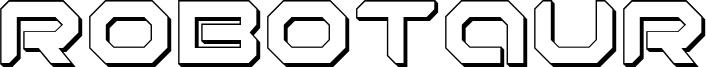 robotaur3d.ttf