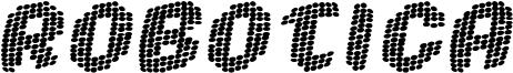 Robotica Font