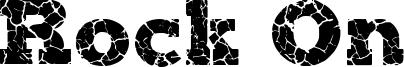 Rock On Font