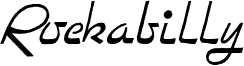 Rockabilly Font
