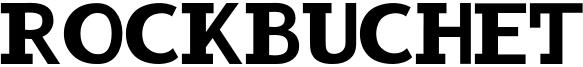 RockBuchet Font