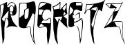 Rocketz Font