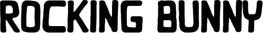 Rocking Bunny Font