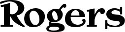 Rogers Font