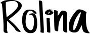 Rolina Font