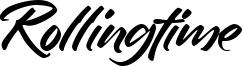 Rollingtime Font