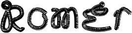 RomEr Font