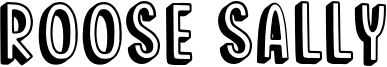 Roose Sally Font