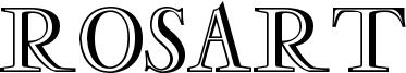 Rosart Font