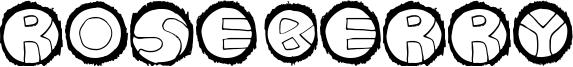Roseberry Font