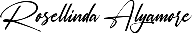 Rosellinda Alyamore Font