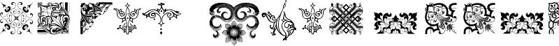 Rough Vignettes Font