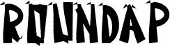 Roundap Font