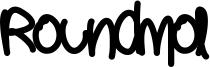 Roundmol Font