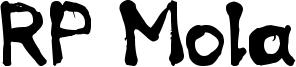 RP Mola Font