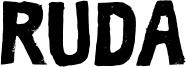 Ruda Font