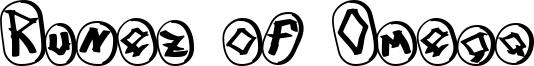 Runez of Omega Three.ttf