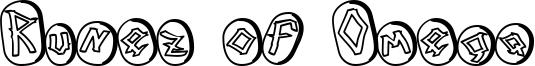 Runez of Omega Two.ttf