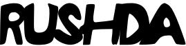 Rushda Font