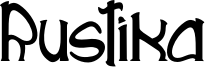 Rustika Font