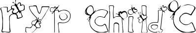 Ryp childC Font