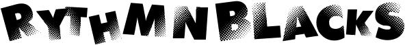 Rythm N Blacks Font