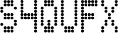 S4QUFX Font
