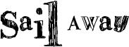 Sail Away Font
