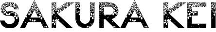 Sakura Kei Font