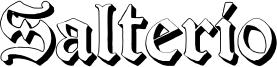 Salterio Three.ttf