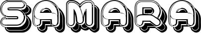 Samara Font