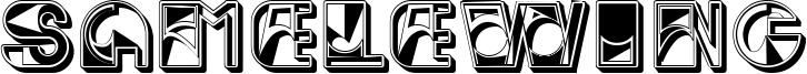 Samelewing Font