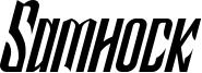Samhock Font