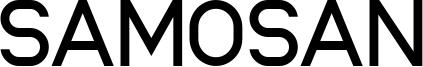 Samosan Font