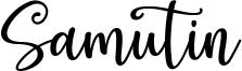 Samutin Font