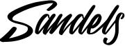 Sandels Font