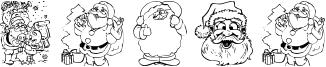 Santa Font
