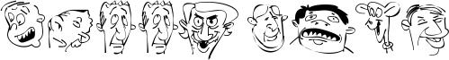 Sappy Mugs Font