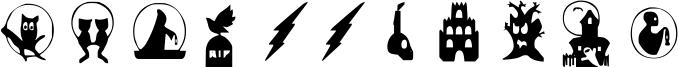 SBHalloding Font
