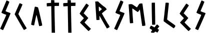 Scattersmiles Font