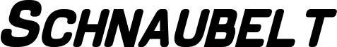 Schnaubelt Bold Italic.otf