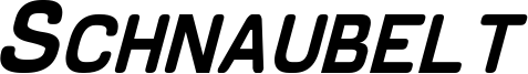 Schnaubelt Italic.otf