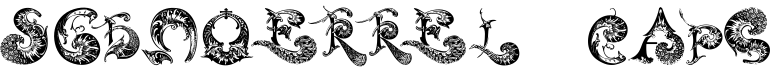 Schnoerkel Caps Font