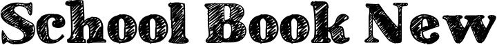 School Book New Font