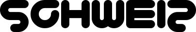 Schweiz Font