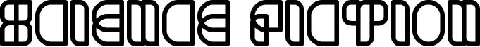 Science Fiction Font