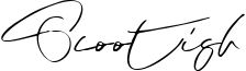 Scootish Font