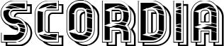 Scordia Font